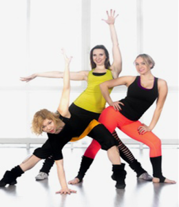 Aerobic Dance Classes
