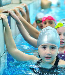 Swimming Class for Kids