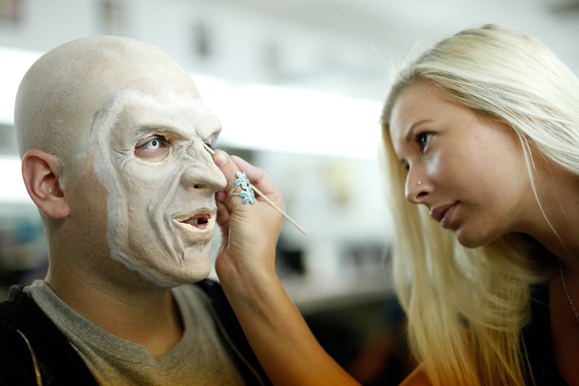 Special Effect Make Up Course Emotions