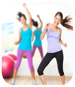 Aerobic Dance Classes for Adults