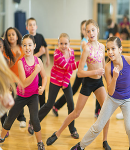 Aerobic Dance Classes for Kids