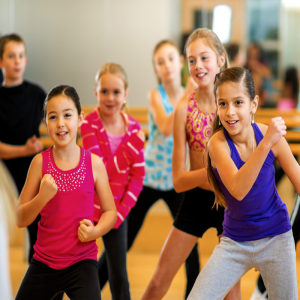 zumba classes for kids in dubai