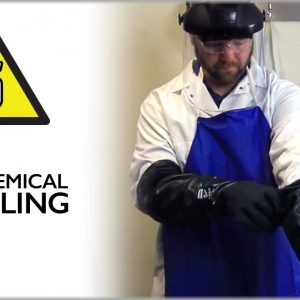 chemical handling safety course