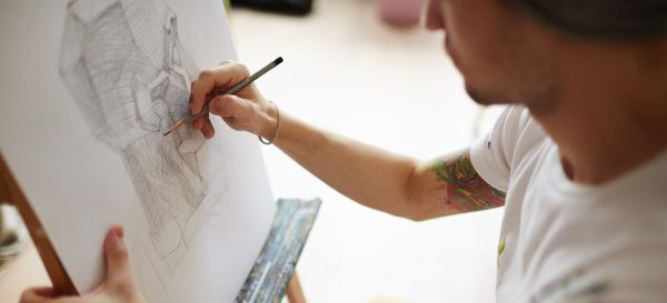 drawing and painting classes in dubai