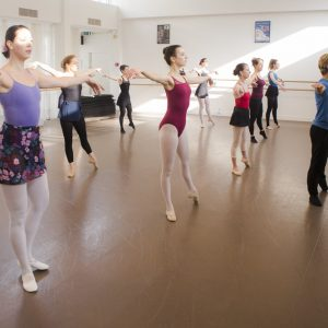 ballet dance classes in dubai