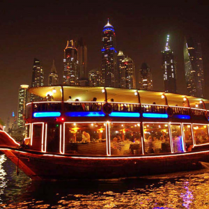 best dinner cruise dubai