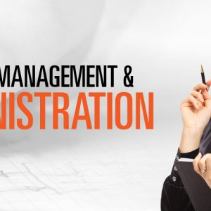 business administration management courses
