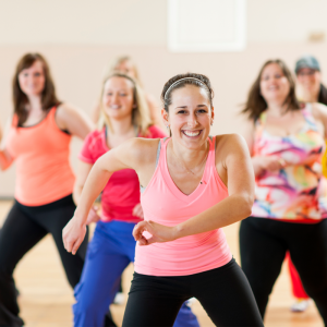 dance exercise classes near me
