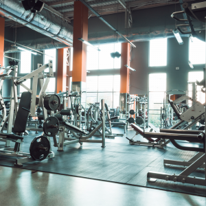 dubai gym equipment shops