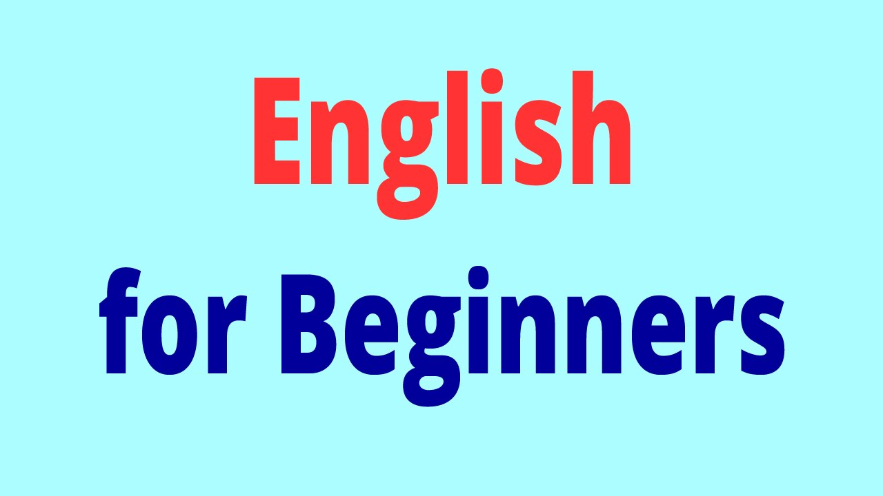 Image result for english for beginners