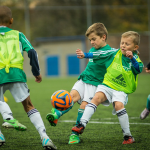 football training for kids