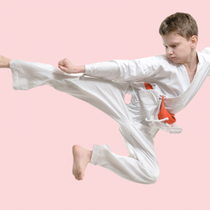 karate training exercises