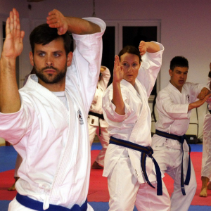 karate training near me