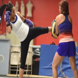 kickboxing classes dubai