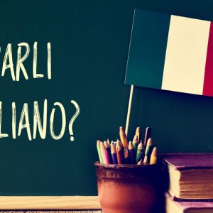 i learn italian language