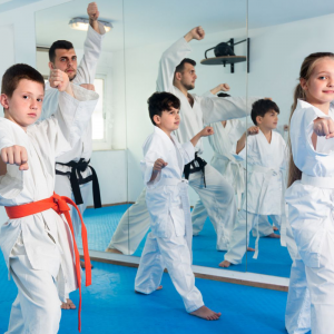 private karate lessons near me
