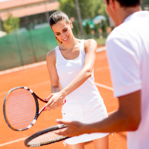 tennis lessons dubai