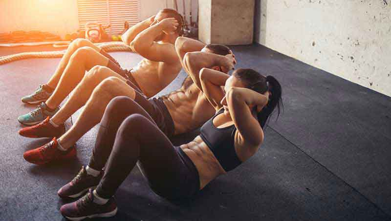 fitness classes in dubai