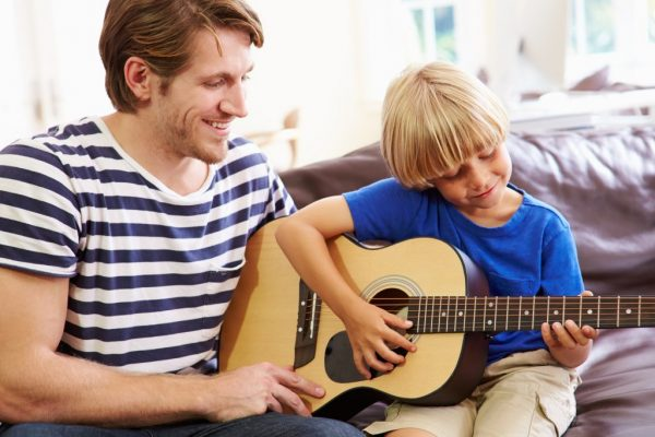 guitar class for kid