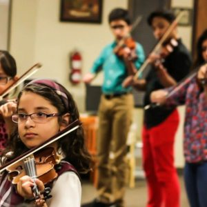 violin classes in dubai