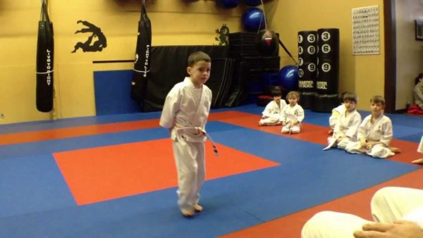 karate classes in mirdif