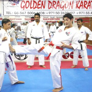 karate classes in yarmook