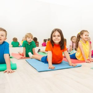 kids yoga classes in dubai