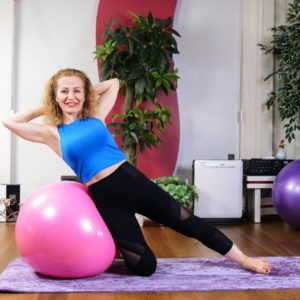 mat pilates yoga poses