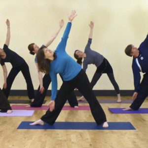 mixed yoga classes