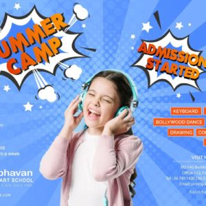 summer camp at kalabhavan sharjah and ajman