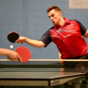 summer camp table tennis