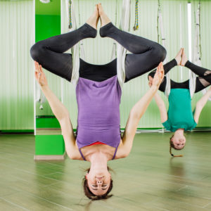 the best swing yoga class