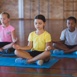 yoga lessons for kids