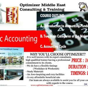 basic accounting courses in dubai