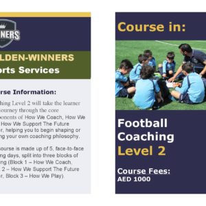 Football Coaching- Level 2