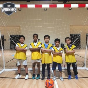 football classes in ajman winners club