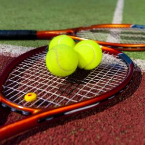 group tennis coaching in Dubai