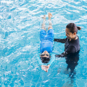 private swimming classes in dubai