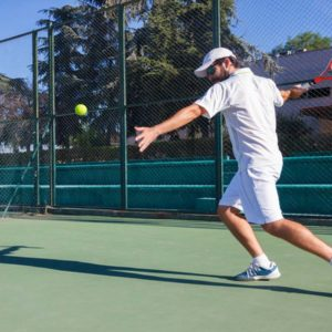private tennis coaching in dubai