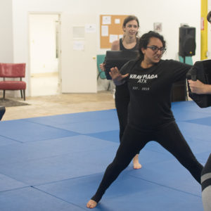 self defense class in dubai