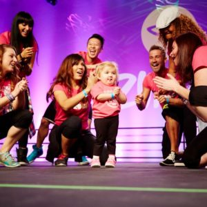 zumba for ladies and kids in dubai