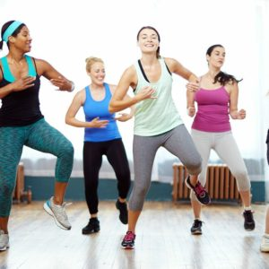 zumba for non working ladies in dubai