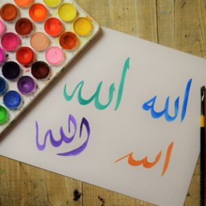 calligraphy classes in dubai