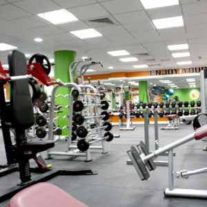 Bodybuilding in dubai