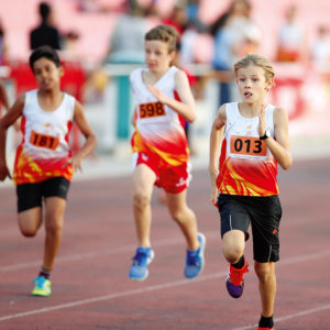 ATHLETICS INDIVIDUAL COACHING WEEKENDS