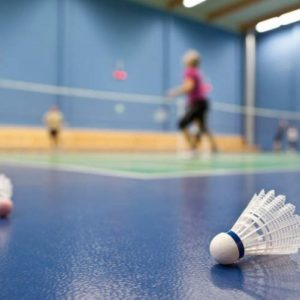 badminton classes in sharjah 2 sessions