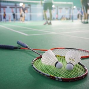 badminton classes in sharjah