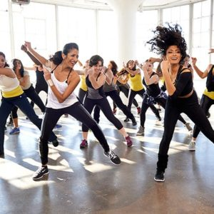 bollywood fitness class in dubai