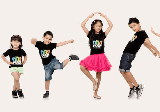 bollywood freestyle dance for kids